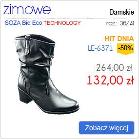 LESTA - Obuwie Zimowe Damskie LE-6371