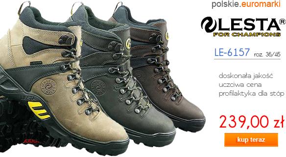 LESTA Obuwie Sportowe Trekking LE-6157