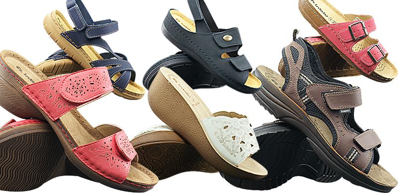 INBLU Obuwie letnie sandały, klapki, japonki