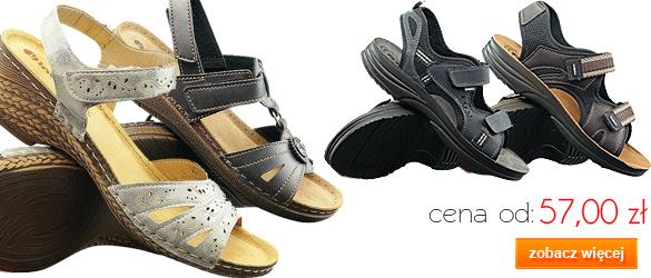 INBLU sandały popularne