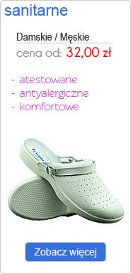INBLU obuwie sanitarne damskie i męskie