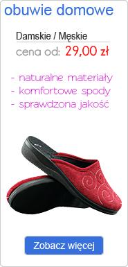 INBLU obuwie domowe damskie i męskie
