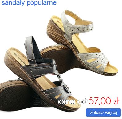 INBLU sandały damskie popularne