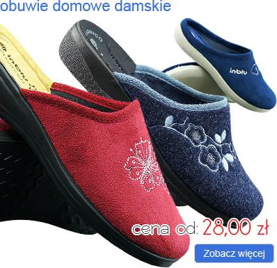 INBLU obuwie domowe damskie