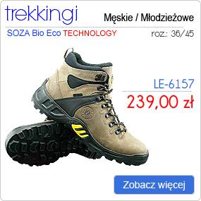 LESTA - Obuwie Sportowe Trekking LE-6157
