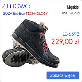 LESTA Obuwie Zimowe LE-6392