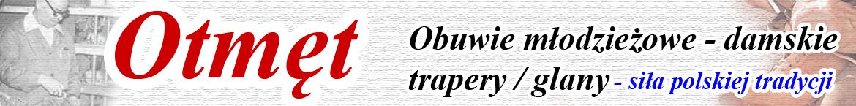 OTMĘT - obuwie młodzieżowe, damskie trapery / glany